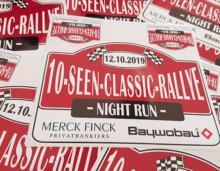 Set (Startnummer | Rallyeschild)